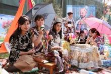 Навруз в Самарканде глазами таджиков