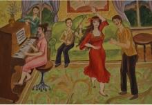 «Мне в жизни с ней очень повезло»: таджикские мужчины о своих успешных жёнах