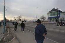 В Узбекистан только по загранпаспорту. Даже для жителей приграничных районов