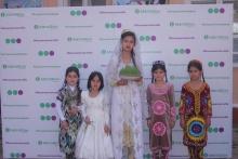 «МегаФон Таджикистан» отпраздновал Навруз с детским домом