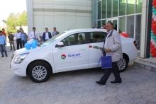 «Полет мечты «Таджик Эйр»: профессор медицины выиграл автомобиль «Равон»