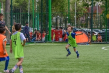 «Tcell - Футбол ба назди шумо меояд»: Лига детского дворового футбола охватила весь Таджикистан!