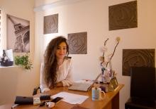 «Ту очаи креатив»: Лайло Тагаева о том, как в Таджикистане стать рок-звездой в рекламе