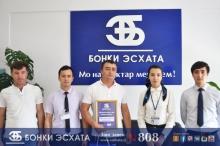 Банк Эсхата: первый клиент по лизингу! Первый транспорт пошел!