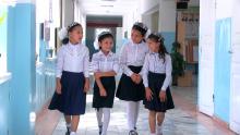 77 школ на всю страну. Как учатся в Таджикистане на узбекском языке?