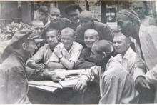 Шесть коротких историй, случившихся в июне 1941 года