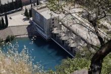 Как живет Нурекская ГЭС: уникальные кадры