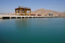 В Сарбандской ГЭС вместо трех гидроагрегатов будут модернизированы пять
