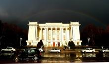 Стильный Душанбе