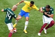 Бразилия и Бельгия – в четвертьфинале