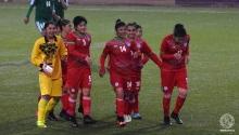 5 молодых, таджикских спортсменок, которыми мы гордимся