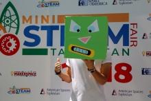 Лего-электрогитара и роботы-майндстормы: что изобретает таджикская молодежь?