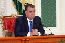Эмомали Рахмон выразил соболезнования президентам США, Швейцарии и королю Нидерландов