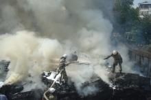 Укротители огня. О том, как тушат пожары в Таджикистане