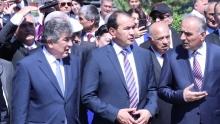Делегация дружбы: как таджикскую интеллигенцию встретили в Узбекистане