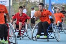 Единственная в ЦА: как живет первая таджикская команда по баскетболу на колясках