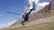 КЧС Таджикистана обнародовал имена погибших альпинистов и второго пилота