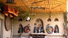 В память о бабушке: как житель Согда восстановил традиционный старинный дом