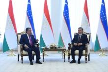Узбекистан и Таджикистан официально стали стратегическими партнерами