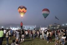 Dushanbe Summer Fest:  как это было