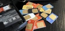 Срок переоформления сим-карт продлен до 1 октября