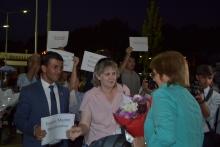 Таджикистан встретил российских учителей