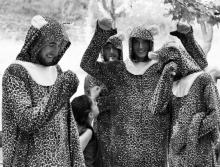Фестиваль дикой природы в Бартанге посвятили защите снежного барса
