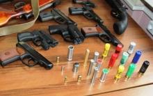 В Хороге продолжается процесс добровольной сдачи оружия и боеприпасов
