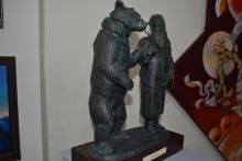 «Снова в Союзе». В Душанбе вновь открыла двери галерея Союза художников Таджикистана