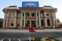 Президентов СНГ проведут через новый зал для VIP-персон