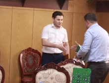 «55 Group» и «МегаФон Таджикистан» расширяют сферы сотрудничества