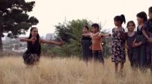 Танцовщица из США снялась в клипе таджикской группы Zafar Band