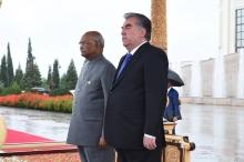 Индия даст Таджикистану $20 млн. безвозмездной помощи