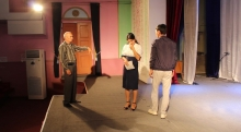 Как живет единственный узбекский театр Таджикистана?