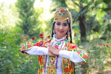 Как девушка из Худжанда стала самым молодым балетмейстером страны?