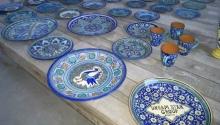Все секреты голубой керамики Риштана