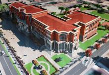 Президент заложил фундаменты семи новых школ в Душанбе