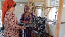 Как этническая узбечка из Согда обеспечила работой таджичек?