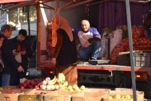 В Душанбе открылись ярмарки сельхозпродукции. Цены низкие