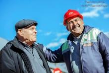 Пенсионер прилетел из России в Таджикистан своими глазами увидеть запуск Рогуна