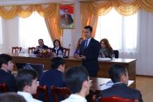 «МегаФон Таджикистан» рассказал студентам о развитии цифровых технологий