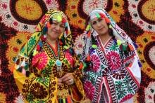 Таджикский чакан включили в список культурного наследия ЮНЕСКО. Он стал четвертым в списке