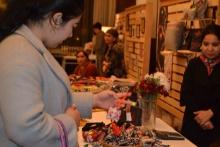 Яркость и самобытность. В Душанбе презентовали коллекцию «Кухистон» ремесленниц Зерафшана