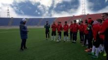 Как новый узбекский тренер подтягивает олимпийскую сборную Таджикистана?