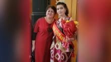 Жительница Канибадама признана самой красивой девушкой с инвалидностью