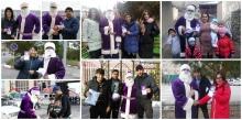 Сезон подарков от Фиолетового Деда Мороза Tcell продолжается