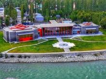В Хороге открыт второй в Таджикистане Исмаилитский центр