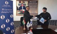 ЕБРР совместно с ПМФБ поддержали местного производителя в СЭЗ «Дангара»