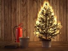 Ёлочка, не гори! Что нужно знать, чтобы не загорелась новогодняя ёлка?
