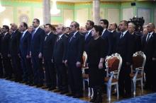 Послание президента парламенту в лицах. Как слушали Эмомали Рахмона депутаты и члены правительства